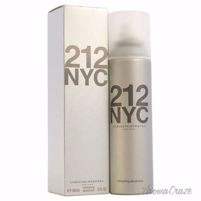 Carolina Herrera 212 NYC Deodorant Spray for Women 5 oz