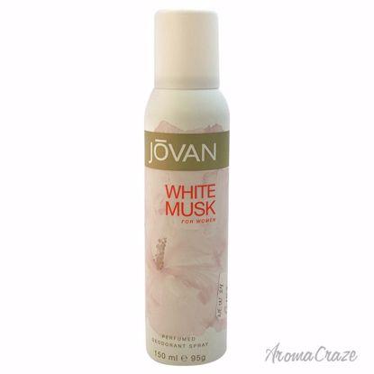 Jovan White Musk Deodorant Spray for Women 5 oz
