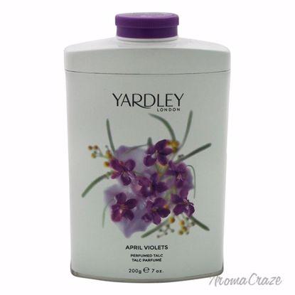 Yardley London April Violets Perfumed Talc for Women 7 oz