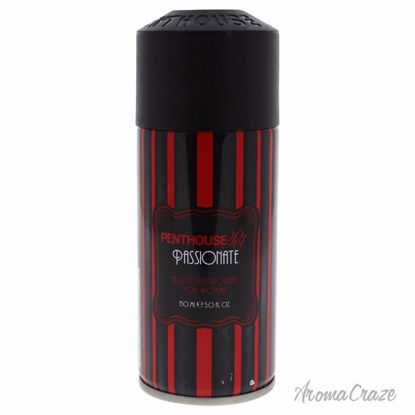 Penthouse Passionate Body Deodorant Spray for Women 5 oz