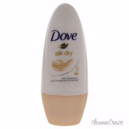 Dove Silk Dry Antiperspirant Deodorant Roll-On Deodorant Rol