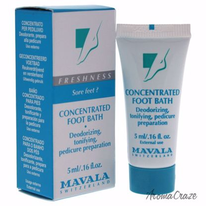 Mavala Concentrated Foot Bath for Women 0.16 oz