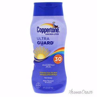 Coppertone Ultra Guard Sunscreen Lotion SPF 30 Unisex 8 oz