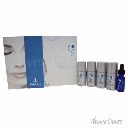 Image O2 Lift Treatment Kit 1oz Gel to Milk Cleanser, 1oz En