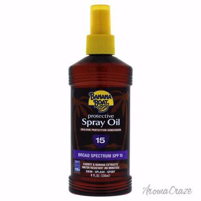 Banana Boat Protective Spray Oil Sunscreen SPF 15 Unisex 8 o