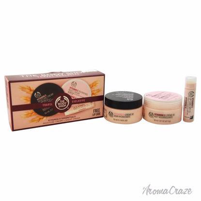 The Body Shop Vitamin E Essentials Travel Exclusive 1.7oz Mo