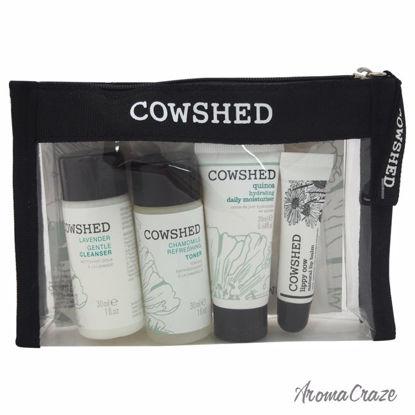 Cowshed Skincare Essential Starter Kit 1oz Lavender Gentle C