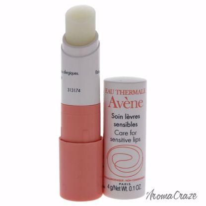 Avene Care For Sensitive Lip Balm for Women 0.1 oz - Lip Care Products | Lip Balm | Lip Shimmer | Lip Moisturizers | Best Selling Lip Care Products | All Natural Skin care | AromaCraze.com