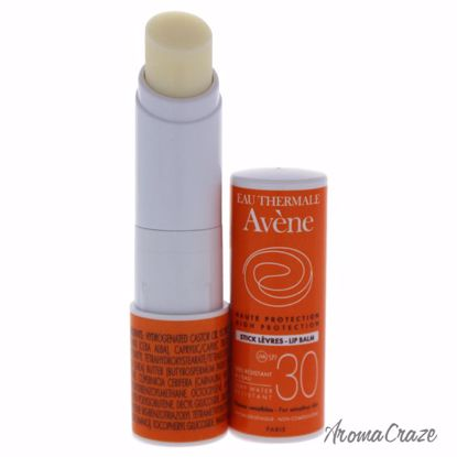 Avene High Protection Spf 30 Lip Balm for Women 0.1 oz - Lip Care Products | Lip Balm | Lip Shimmer | Lip Moisturizers | Best Selling Lip Care Products | All Natural Skin care | AromaCraze.com