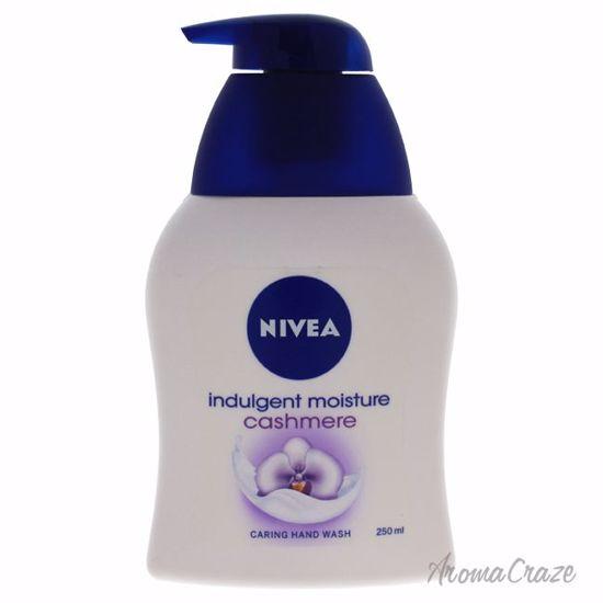 Nivea Indulgent Moisture Cashmere Caring Hand Wash Unisex 8.