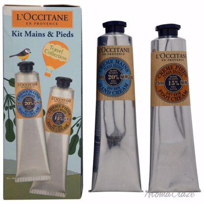 L'Occitane Hand & Foot Kit Dry Skin 2.6oz Hand Cream, 2.6oz
