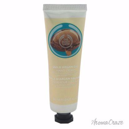 The Body Shop Wild Argan Oil Hand Cream Unisex 1 oz