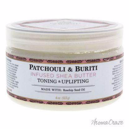Nubian Heritage Patchouli & Buriti Infused Shea Butter Tonin