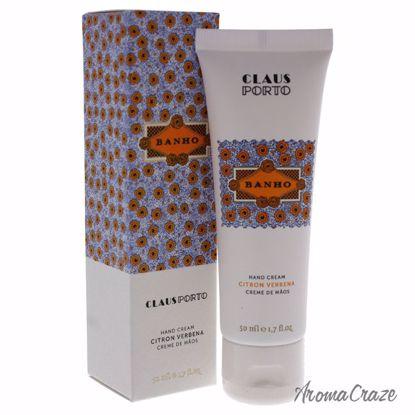 Claus Porto Banho Citron Verbena Hand Cream for Women 1.7 oz