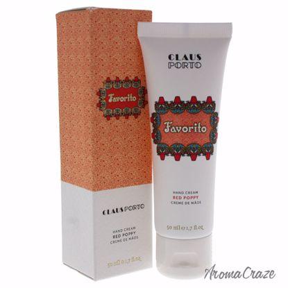 Claus Porto Favorito Red Poppy Hand Cream for Women 1.7 oz