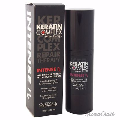 Keratin Complex Intense Rx Restructuring Serum Unisex 1 oz