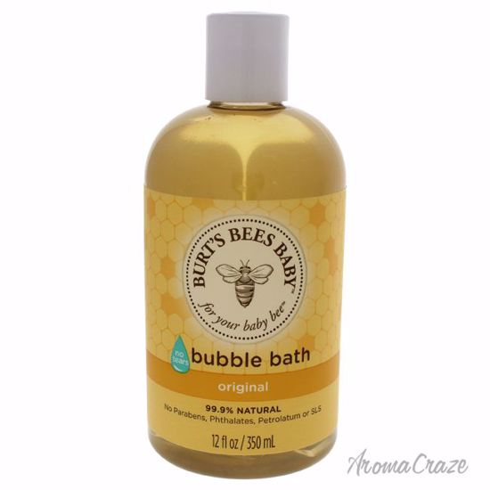 Burt's Bees Bubble Bath Body Wash for Kids 12 oz