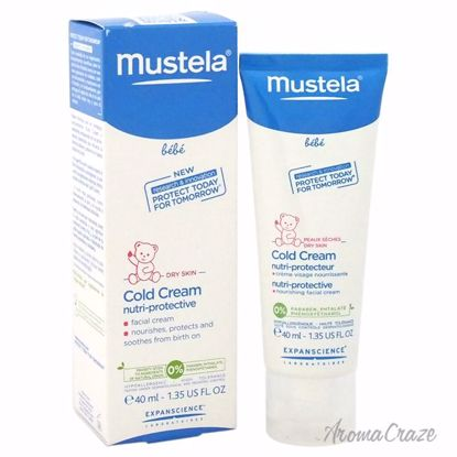 Mustela Cold Cream Nutri-Protective Cream for Kids 1.3 oz