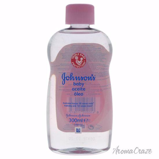 Johnson & Johnson Johnsons Baby Oil for Kids 10.1 oz