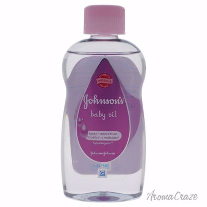Johnson & Johnson Johnsons Baby Oil for Kids 6.7 oz - Top Skin Care Products | Best Anti Aging Skin Care Products| Body Care | All Natural Skin care | AromaCraze.com