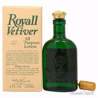 Royall Fragrances Royall Vetiver Lotion Spray for Men 4 oz