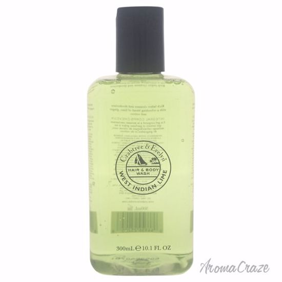 Crabtree & Evelyn West Indian Lime Hair & Body Wash for Men