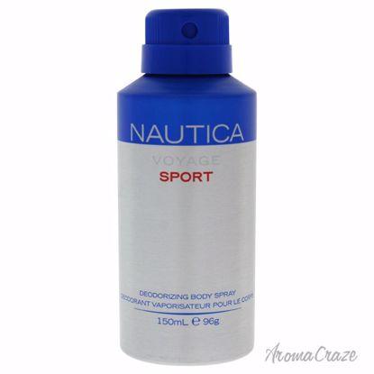 Nautica Voyage Sport Deosorizing Body Spray for Men 5.07 oz