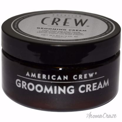 American Crew Grooming Cream for Men 3 oz - Hair Treatment Products | Best Hair Styling Product | Hair Oil Treatment | Damage Hair Treatment | Hair Care Products | Hair Spray | Hair Volumizing Product | AromaCraze.com