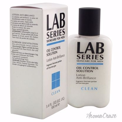 Lab Series Oil Control Solution Lotion for Men 3.4 oz