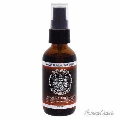 Brave & Bearded Beard Oil Wild Nature Oil for Men 2 oz