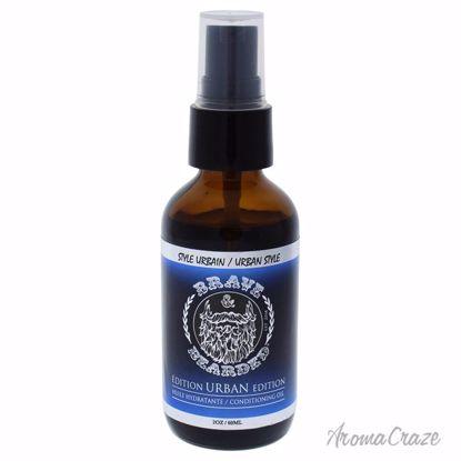 Brave & Bearded Beard Oil Urban Style Oil for Men 2 oz