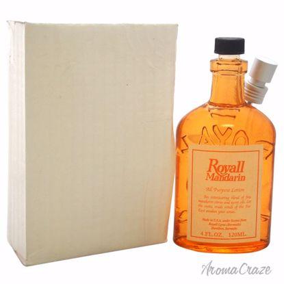 Royall Mandarin by Royall Fragrances Lotion Spray (Tester) f