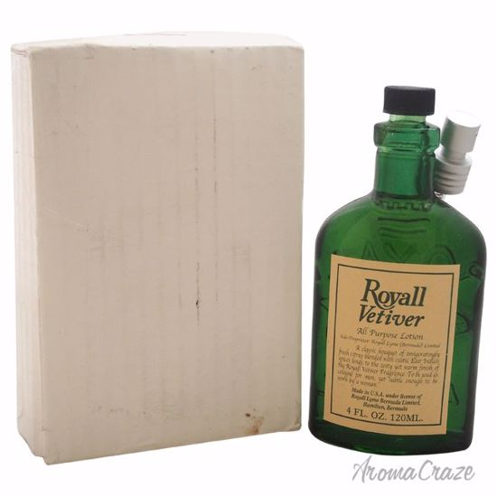 Royall Vetiver by Royall Fragrances  Lotion Spray (Tester) f