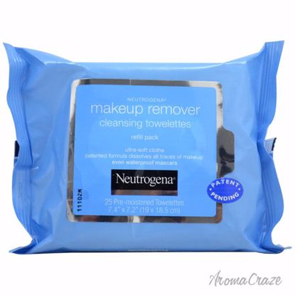 Neutrogena Makeup Remover Cleansing Towelettes Refill Pack U