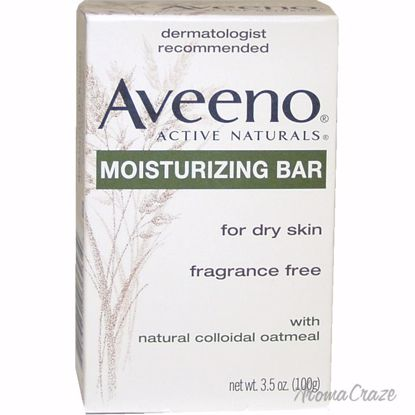 Aveeno Active Naturals Moisturizing Bar for Dry Skin with co