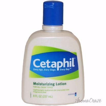 Cetaphil Moisturizing Lotion For All Skin Types Unisex 8 oz