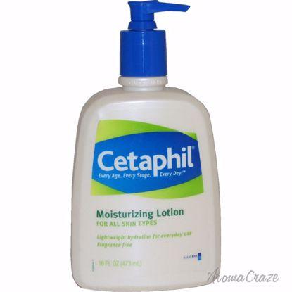 Cetaphil Moisturizing Lotion for all Skin Types Unisex 16 oz