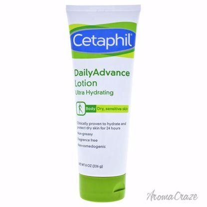 Cetaphil Daily Advance Ultra Hydrating Lotion Unisex 8 oz