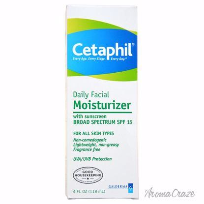 Cetaphil Daily Facial Moisturizer Unisex 4 oz