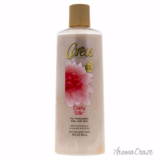 Caress Daily Silk Silkening Body Wash Unisex 12 oz