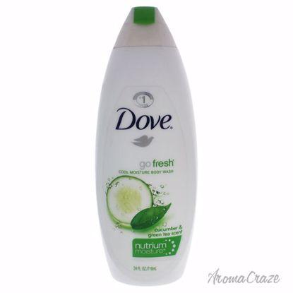 Dove Go Fresh Cool Moisture Body Wash with NutriumMoisture C