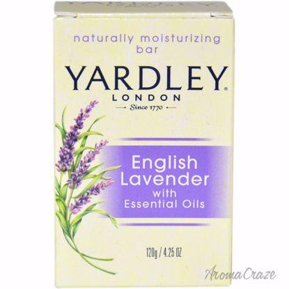Yardley London English Lavender Bar Unisex 4.25 oz