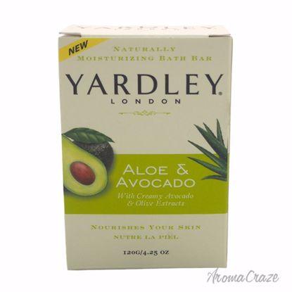 Yardley London Aloe & Avocado Bar Unisex 4.25 oz