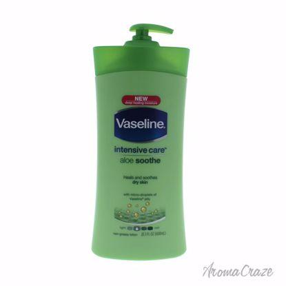 Vaseline Aloe Fresh Hydrating Body Lotion Unisex 20.3 oz