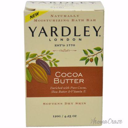 Yardley London Cocoa Butter Bar Unisex 4.25 oz