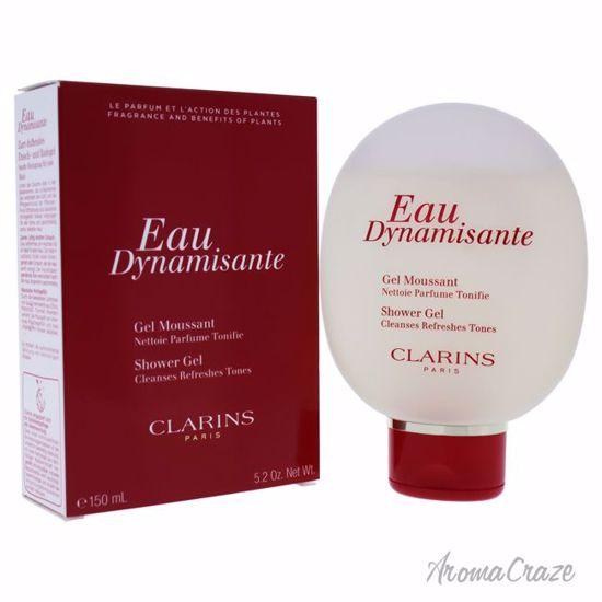 Clarins Eau Dynamisante Shower Gel Unisex 5.3 oz