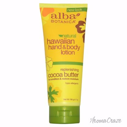 Alba Botanica Hawaiian Cocoa Butter Hand & Body Lotion Unise