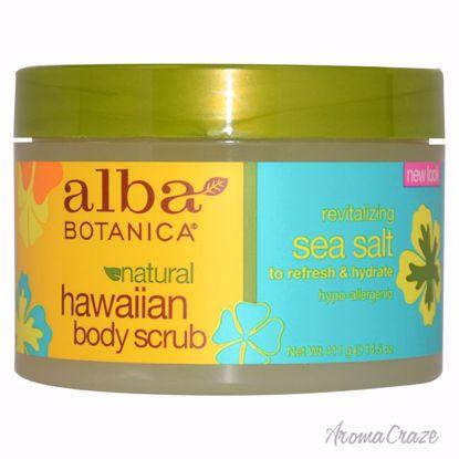 Alba Botanica Hawaiian Sea Salt Body Scrub Unisex 14.5 oz