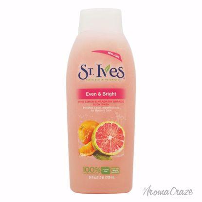 St. Ives Even & Bright Pink Lemon & Mandarin Orange Body Was