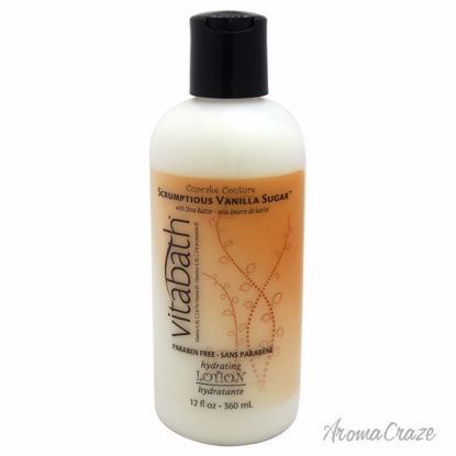 Vitabath Scrumptious Vanilla Sugar Hydrating Lotion Unisex 1